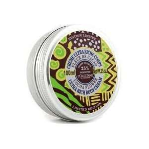 Shea Butter Ultra Rich Body Cream   Cocoa Flower (Limited