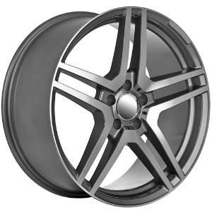 19 Inch Mercedes Benz Wheels Rims Machined (set of 4