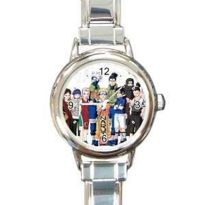 naruto anime Italian Charm Watch