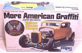 Original More American Graffiti Milners Deuce Coupe