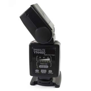 YN460 YN 460 Flash Speedlite for Canon 500D 450D 400D 1D 5D 5DII 350D