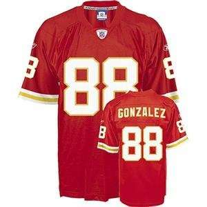 Tony Gonzalez #88 Kansas City Chiefs NFL Replica Player Jersey