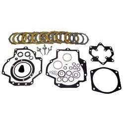 IH 806 966 1206 PTO Clutch Pack & Gasket Kit w/ Brakes