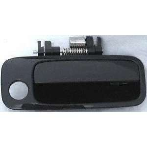 97 01 TOYOTA CAMRY FRONT DOOR HANDLE RH (PASSENGER SIDE), Outside For