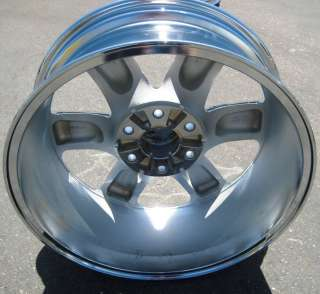 NEW 20 FACTORY NISSAN TITAN ARMADA OEM CHROME WHEELS RIMS QX56