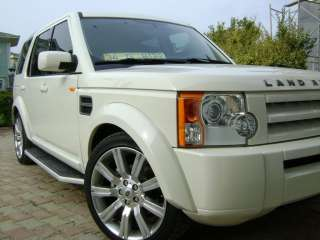 22 WHEELS/RIM+TIRES RANGE ROVER HSE SPORT SUPERCHARGED