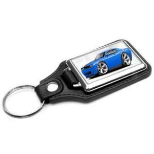 2010 13 Dodge Challenger SRT8 Leather Key Ring Everything