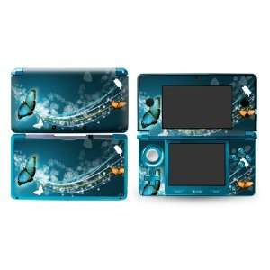 Bundle Monster Nintendo 3ds Vinyl Skin Cover Art Decal