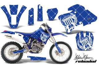 AMR RACING MOTORCYCLE GRAPHIC MX STICKER KIT YAMAHA WR 250F 426F 400F