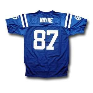 Reggie Wayne #87 Indianapolis Colts Youth NFL Replica Player Jersey by