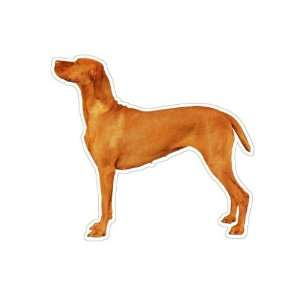VIZSLA   Dog Decal   sticker car got window graphic
