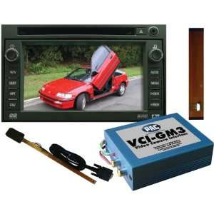 New  PAC VCI GM3 VIDEO CAMERA NAVIGATIONAL RADIO INTERFACE