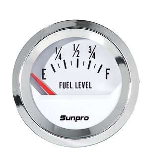 Sunpro CP8209 StyleLine Electrical Fuel Level Gauge