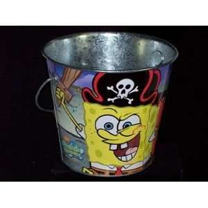 Spongebob Squarepants Pirate Mini Bucket *Sale*  Sports