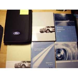 2008 Ford Edge Owners Manual Ford Books