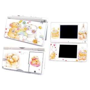 Bundle Monster Nintendo Ndsl Dsl Nds Ds Lite Vinyl Game Skin Case Art