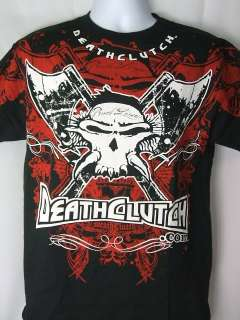BROCK LESNAR UFC 121 Black Death Clutch UFC T shirt