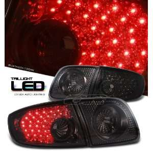 Door Sedan 04 05 06 Smoke Euro Axela LED Tail Light Pair Automotive