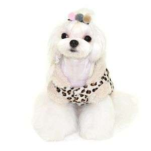 COAT ANIMAL dog clothes pet hooded jacket PUPPY ZZANG