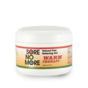 More Natural Warming Pain Relieving Gel, 8 oz.