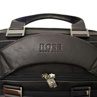 NEW HUGO BOSS BLACK LABEL DESIGNER LAPTOP LAP TOP IPAD CASE BAG SUIT