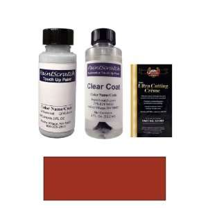 2 Oz. Mesa Red Paint Bottle Kit for 1983 Mercedes Benz All