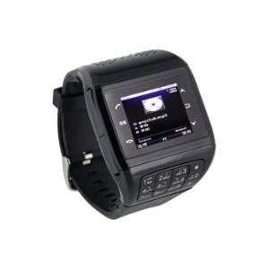 Q3 1.33 TFT Touch Screen Quad band Dual Sim Standby Watch