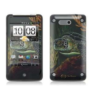 Black Sea Turtle Design Protective Skin Decal Sticker for