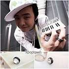 more options bigbang big bang gd jiyong style steel rubber
