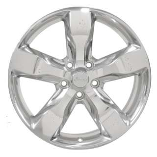 20 Rim OEM Jeep Grand Cherokee Wheel Polished 20x8 Blemished