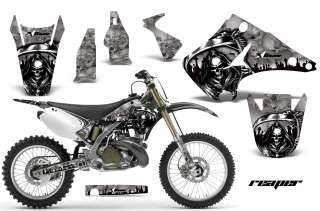 AMR RACING DIRT BIKE MOTORCYCLE STICKER KIT KAWASAKI KX 125 250 03 12