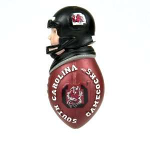 Pack of 2 NCAA South Carolina Gamecocks Football Tackler