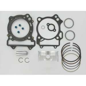 50 mm 13.51 Compression Motorcycle Piston Kit with Top End Gasket Kit
