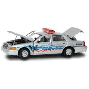 Gearbox 1/43 Mt Morris, NY Police Ford Crown Vic Toys & Games