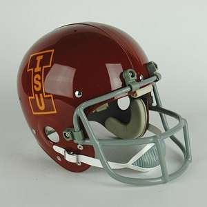 Iowa State Cyclones Suspension Football Helmet History
