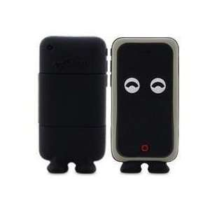 4g USB Flash Stick Drive Cartoon Black Iphone Shaped
