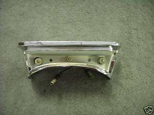 1967 1968 MUSTANG & MERCURY COUGAR FLOOR CONSOLE LIGHT