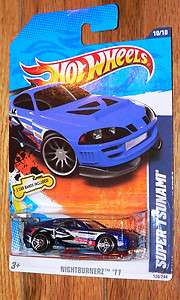2011 Hot Wheels 2010 Ford Mustang GT #144 car bands
