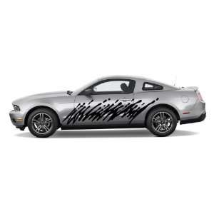 Car Vinyl Side Graphics Decals Any Car 042
