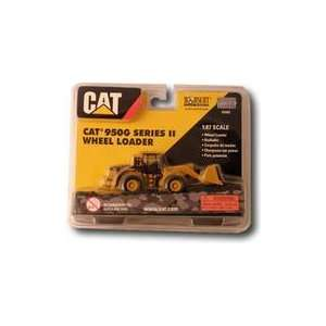 Cat 950G Series 11 Wheel Loader Toys & Games