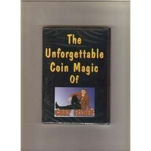 Fisher, Cody   Unforgettable Coin Magic Trick DVD Toys & Games