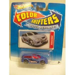 2011 Hot Wheels Color Shifters Water Revealers Series