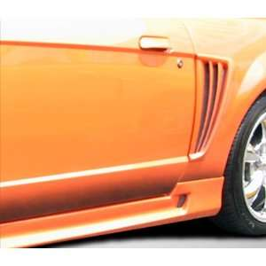 1999 2004 Ford Mustang Couture Colt Side Scoops