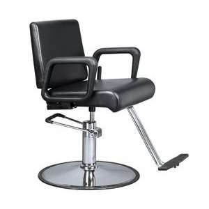 Savvy Brand All purpose Hydraulic Salon Chair * Black * # Sav 034 cr b