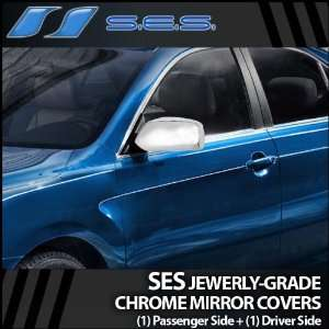 2007 2011 Toyota Camry SES Chrome Mirror Covers