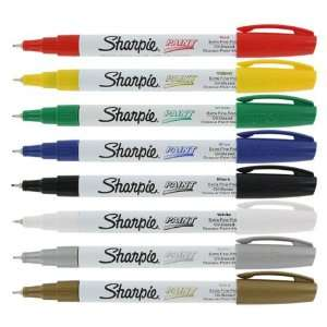 Sharpie Oil Based Paint Markers, Extra Fine Point