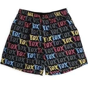 Fox Racing Cramped Boxer   Large/Black Automotive