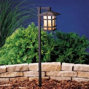 Kichler Cross Creek™ Path Light Aged Bronze
