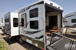 Wheel 300MP Toy Hauler Camper by Keystone RV at RVWholesal