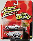 HOT WHEELS / 1965 65 SHELBY COBRA / DAYTONA COUPE / Hood Open Race Car